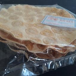 Bánh tráng chuối nướng Sơn Đốc 3 bánh nướng chín