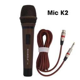 Micro có dây cao cấp Shubole K2
