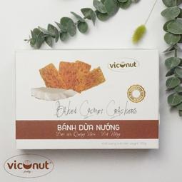 Bánh dừa nướng Viconut - Đặc sản xứ Quảng (250g)