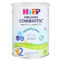 Sữa HiPP Combiotic Organic số 2 350g (Trên 6 tháng)