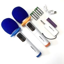 Micro không dây shengfu W10 chống hú cao cấp