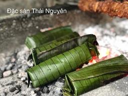 Đặc sản Thái Nguyên - Đại Từ - Nem chua Đại Từ (10 cái TO)