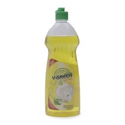 Nước rửa bát hữu cơ V-Green - hương chanh - 750g