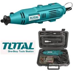 Bộ máy mài khuôn mini 3.2mm 130W TOTAL TG501032