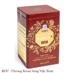 Kẹo Hồng Sâm KGC Cheong Kwan Jang Candy 180g Không Đường