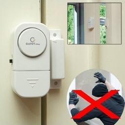 Thiết bị chống trộm có còi báo siêu tiện lợi