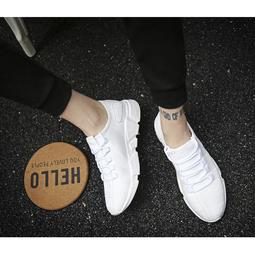 Giày Sneaker Thể Thao Nam, Giày Sneaker Nam Trắng, Giày Thể Thao Màu Trắng Trẻ Trung
