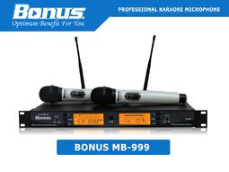 Micro karaoke Bonus Audio MB-999 không dây.