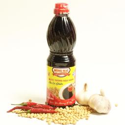 Nước tương đậu nành Bông Mai - Đậm đà hương vị xưa (500ml)