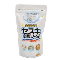 Bột baking soda Sesuki 500g (tẩy trắng) Rocket - Nội địa Nhật Bản