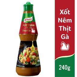 Knorr xốt nêm thịt gà 240g