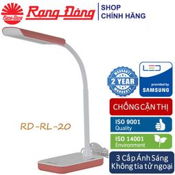 Đèn bàn cảm ứng bảo vệ thị lực Rạng Đông -  RL20
