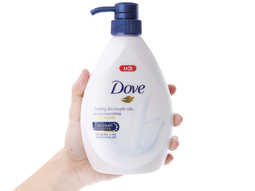 Sữa tắm dưỡng thể Dove dưỡng ẩm chuyên sâu chai 530g