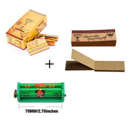 Combo cuộn Honey 70mm + 2 giấy Hornet 70mm + 2 giấy filter Hornet