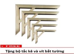 Bộ giá đỡ chữ L 35 x 40cm (ke , pát chữ L ) cao cấp - Huy Tưởng