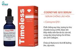 Serum Dưỡng Ẩm Chống Lão Hóa Timeless Coenzyme Q10