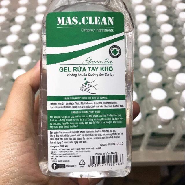 Nước rửa tay khô HK