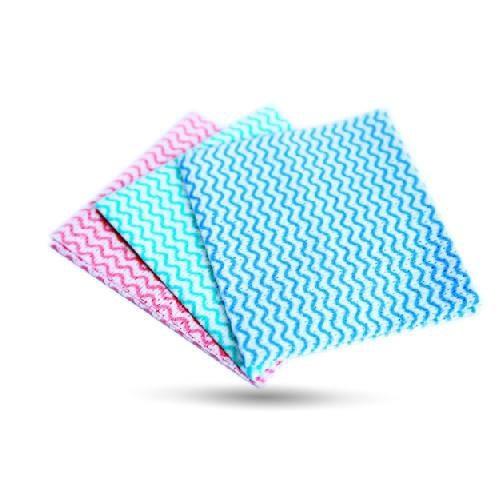 Cuộn Giấy Lau Đa Năng Bằng Khăn lau bếp Vải Không Dệt, Cuộn Giấy Vải Lau Đa Năng Tiện (UC-E297-1)