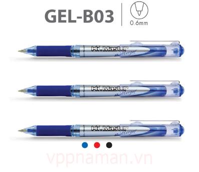 Bút Gel Thiên Long Hi Master B03