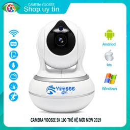 Camera YooSee SK100 Mode Mới 2019 Không Râu Tiếng Việt
