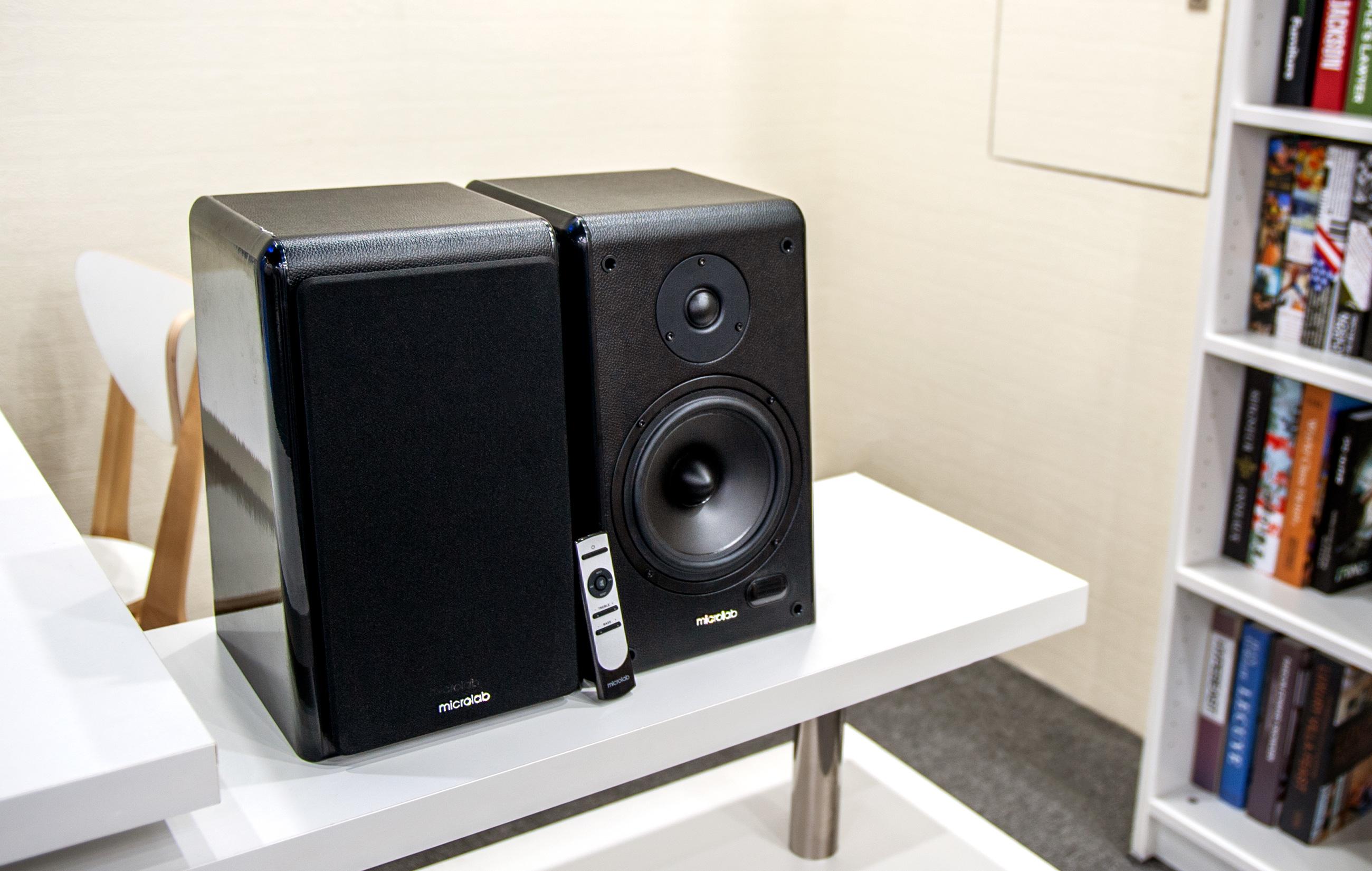 Bộ Loa Microlab 2.0 Solo 16 bluetooth