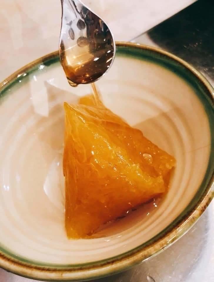 bánh gio chấm mật mía (10 chiếc )