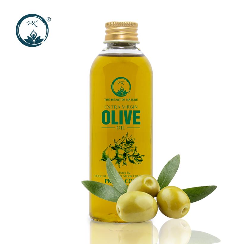 Dầu Olive ép lạnh extra cao cấp PK 100ml