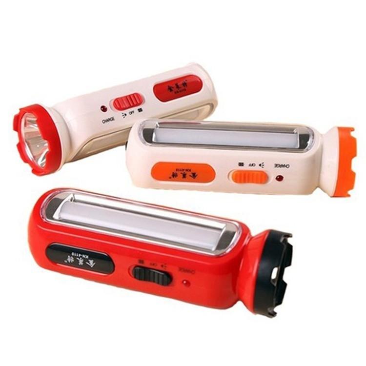 Đèn Pin 2in1 siêu sáng KN-4110 - hàng loại 1