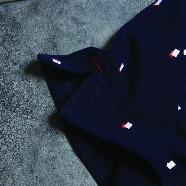 Áo phông nam cổ bẻ kiểu thun Polo 100 % cotton thương hiệu Dokafashion - CH102