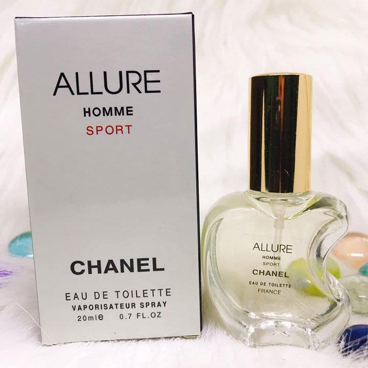 Nước Hoa Chanel Allure Homme Sport Nam 20Ml Chính Hãng