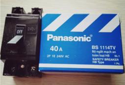 Cầu dao an toàn ( CB cóc ) 40A Panasonic