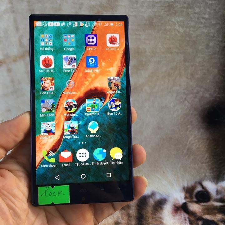 Sharp Aquos SHL25- Wifi- Điện thoại Nhật chơi game giá tốt