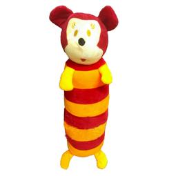 Gối ôm cao cấp Mickey sọc 60cm hàng VNXK dành cho bé-GOTE31