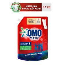 COMBO 8 NƯỚC GIẶT OMO MATIC CỬA TRÊN 3.1KG