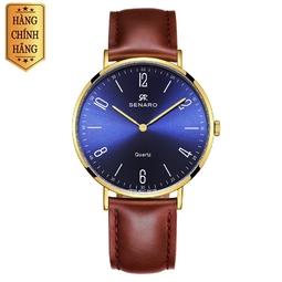 Đồng hồ nam SENARO Classic Every Time 66016G.GSZ - Thương hiệu Nhật Bản chính hãng
