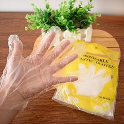 Túi 100 găng tay vệ sinh an toàn tiện lợi