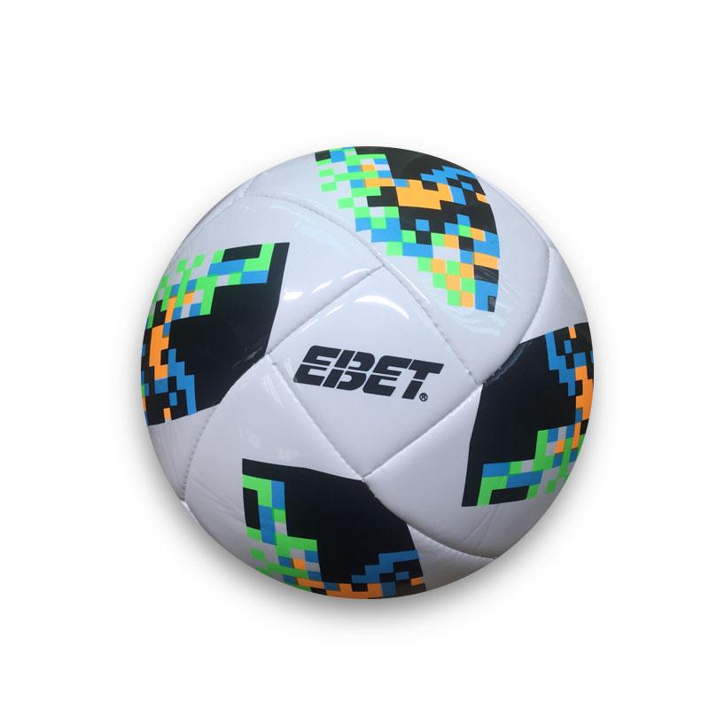 Quả bóng đá Động Lực Ebet Trẻ Em Số 4 (Giao màu ngẫu nhiên)