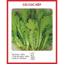 Hạt giống Cải Cúc 20gr