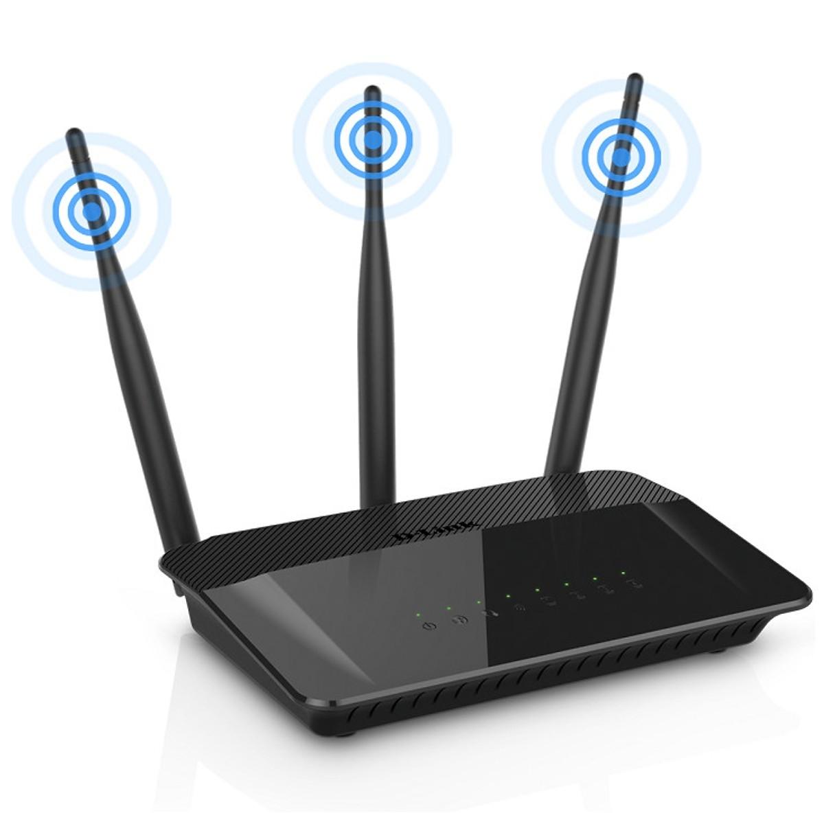 Bộ phát Wifi D-Link DIR-809 AC750