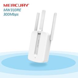 Kích sóng Wifi 300M 3 Râu MIMO mercury MW310RE model nâng cấp 2019 cắm điện 220V, kich song wifi, kích wifi, cuc hut wifi, cục kích sóng wifi 1000000531