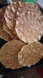 Bánh phồng mì tráng chuối sơn đốc 5 bánh đã nướng chín