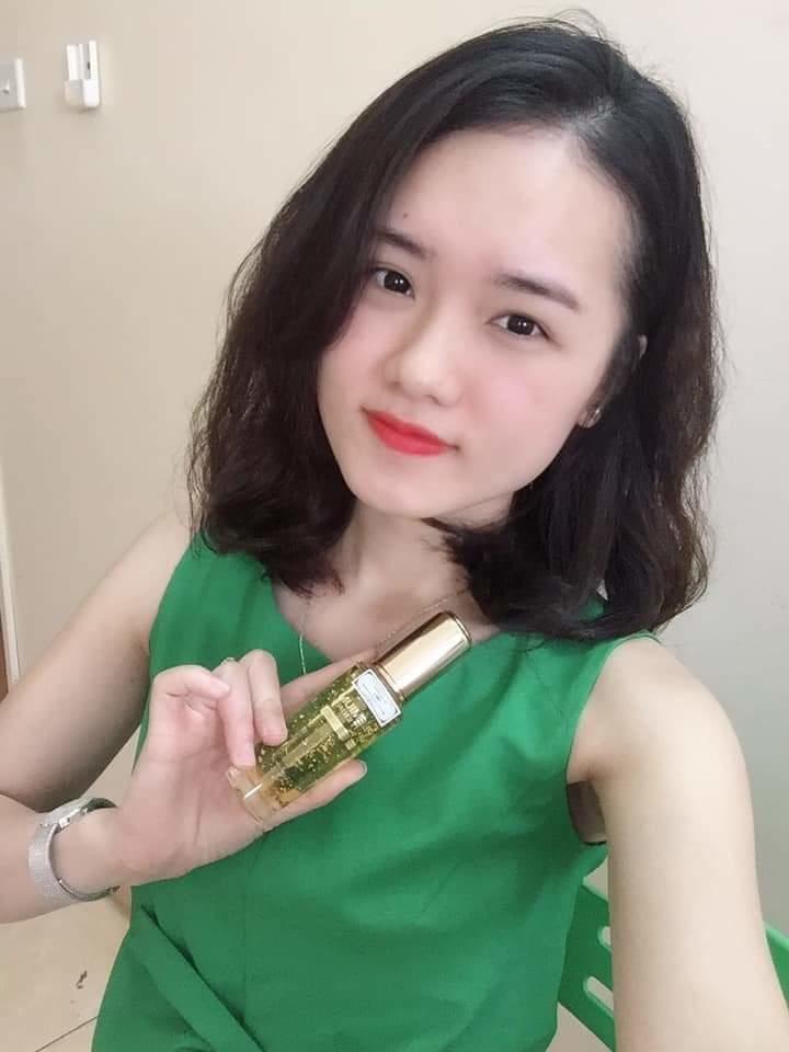 TUYỆT PHẨM DƯỠNG ẨM DA PHONG CÁCH - SERUM VÀNG CAO CẤP 24K - BENEW PREMIUM WHITENING GOLD ESSENCE 50ML