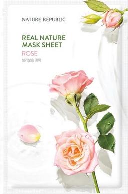 Mặt Nạ NATURE Republic Real Nature Mask Sheet