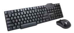 Bộ bàn phím chuột quang không dây hiệu Ensoho mã E-116CB