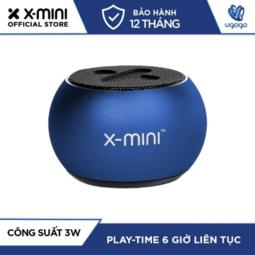 Loa Bluetooth X-mini™ CLICK 2 (Xanh Dương)- Nhà Phân Phối chính hãng.