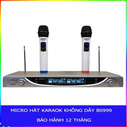 MICRO KHÔNG DÂY BS 999