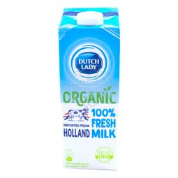 Sữa Tươi Tiệt Trùng Hữu Cơ Dutch Lady Organic 1L, Nhập Khẩu Từ Hà Lan