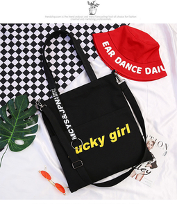 Túi tote - LUCKY GIRL