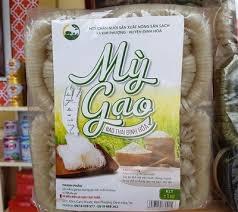 Mỳ gạo bao thai Định Hóa Thái Nguyên