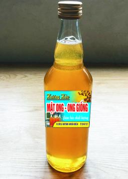 mật ong - ong giống